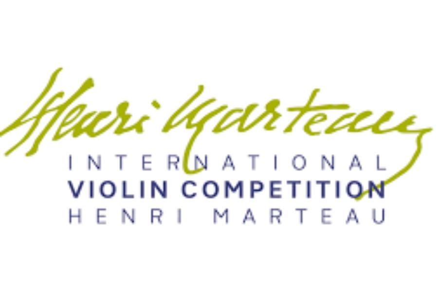 Prizewinner at Henri Marteau